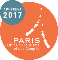 logo Paris office de Tourisme